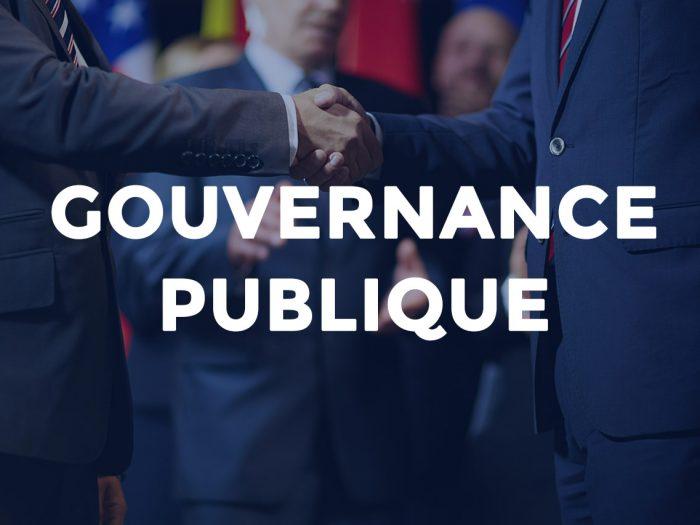 Gouvernance Publique